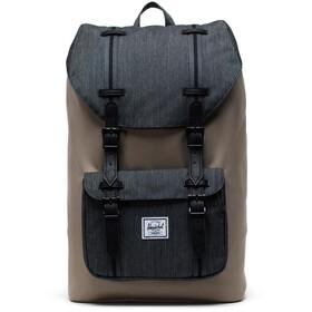 Herschel Little America Mid-Volume Backpack 17l, beżowy/szary